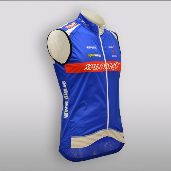 CARBON Packable Windstopper Gilet